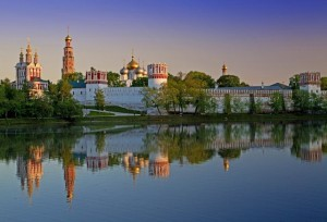 The capital of Russia - Moscow